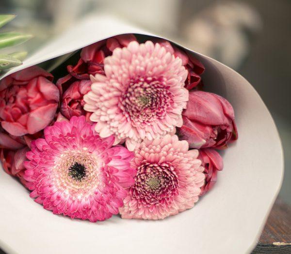Flores frescas siempre en casa gerbera mini