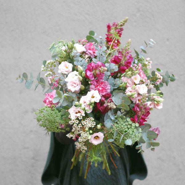 Taller para aprender a hacer un ramo de flores Arbolande