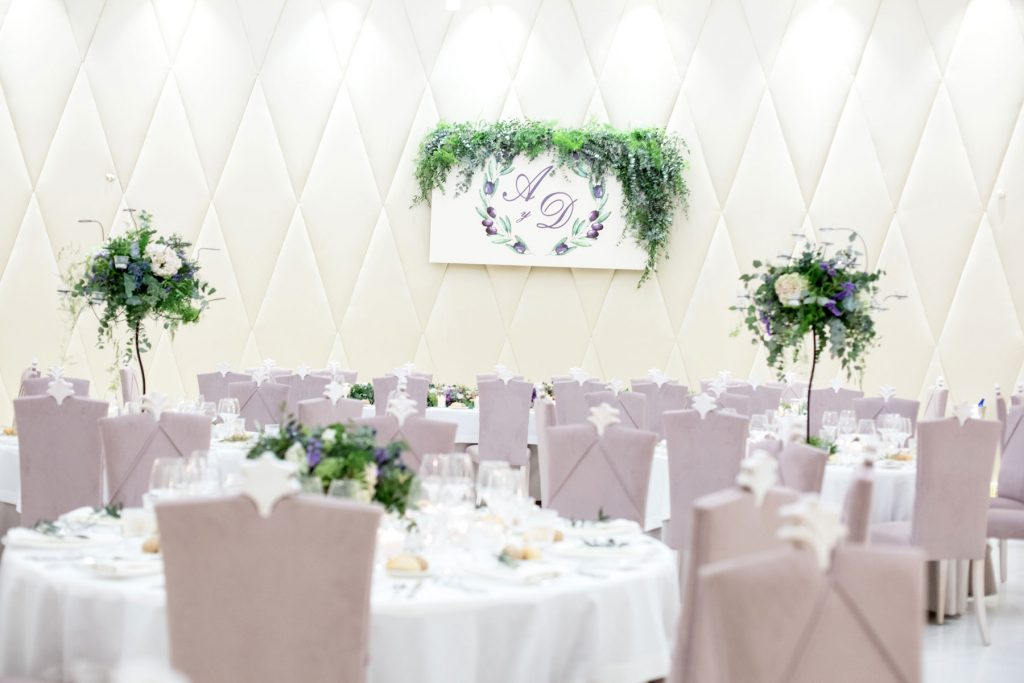 Decoración floral elegante bodas bonitas Andalucía