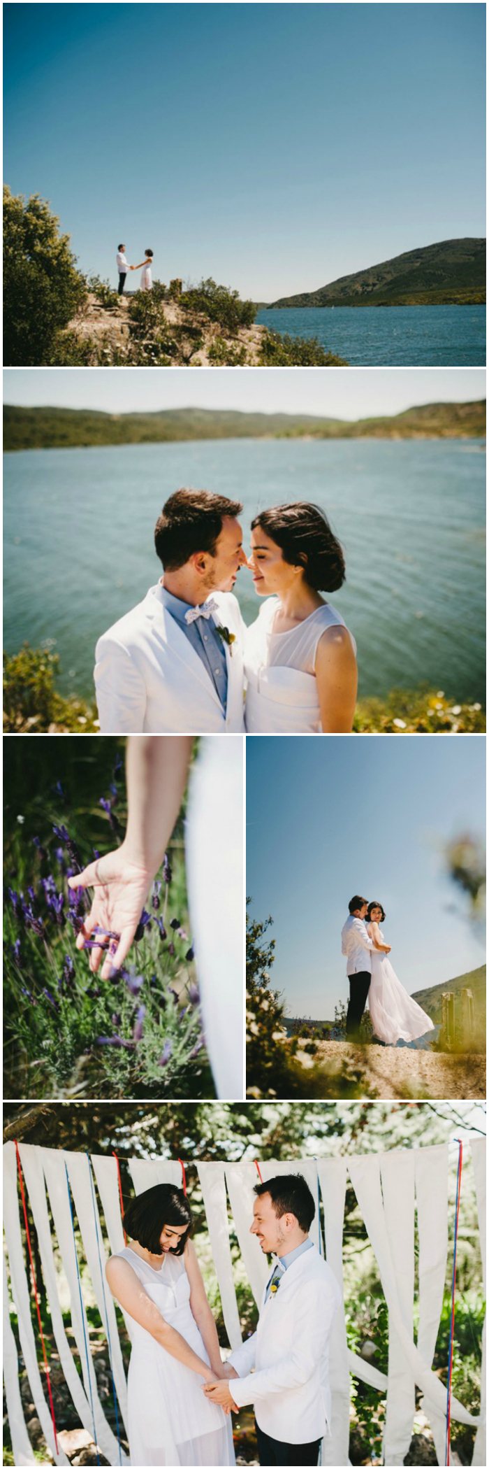 Flores para una boda súper